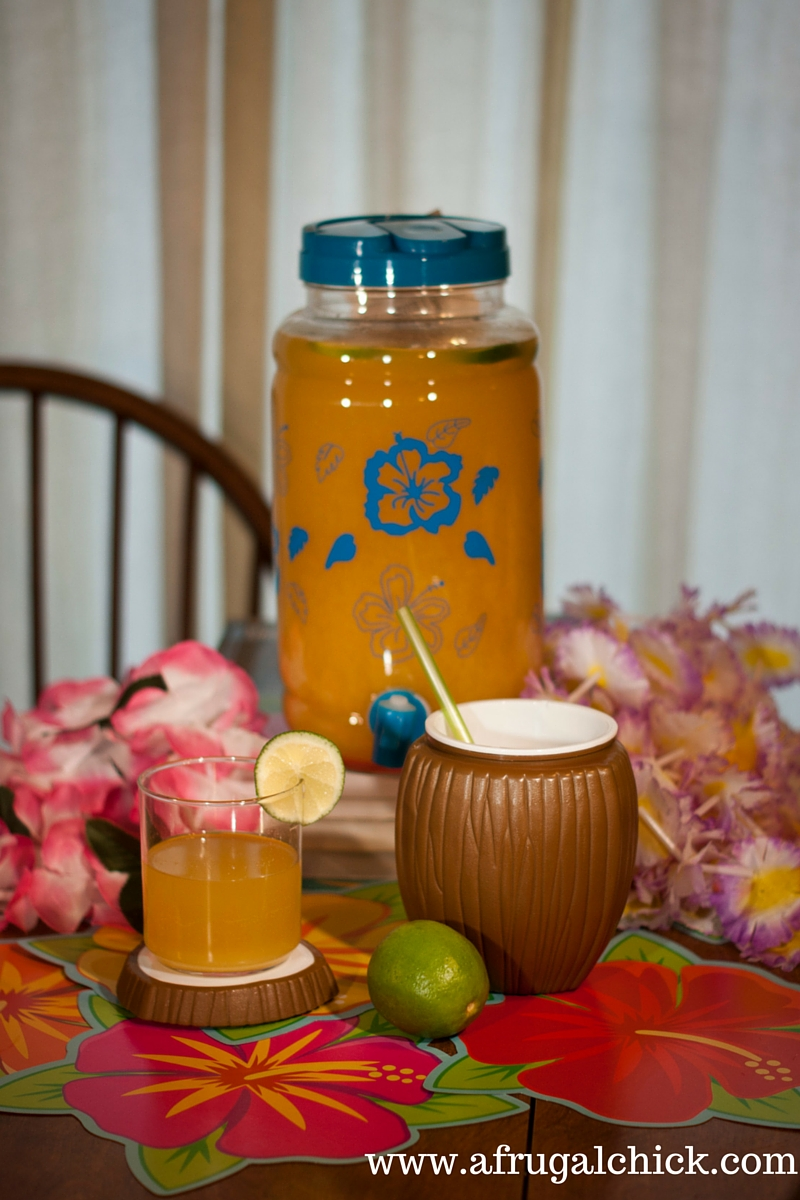 Moana Princess Punch For Your Party