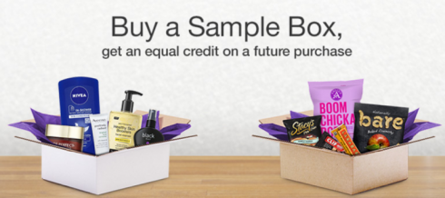 buy a sample box