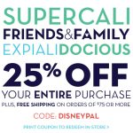 disney supercali sale