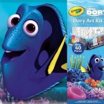 finding dory art kit