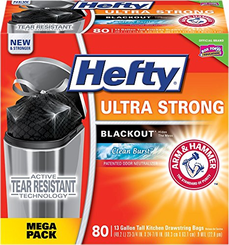 hefty ultra strong