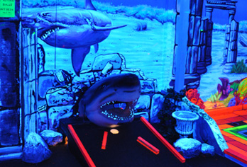 king neptune mini golf