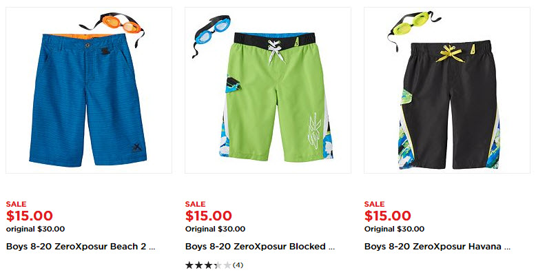 6fe0440661da0 Kohl's: Extra 10% Off Swimwear for Entire Family (Deals Everywhere)