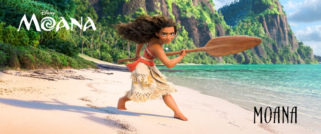 Moana Official Picture
