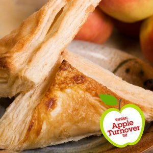 national apple turnover day