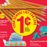 office depot back to school july 10
