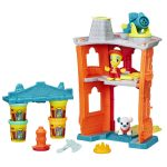 play doh firehouse