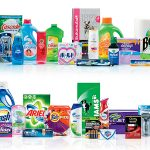 Procter & Gamble's brands might have the greatest cumulative visibility of anyone's.