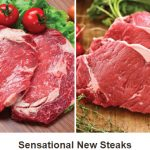 sensational new steaks