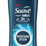 suave men's body wash