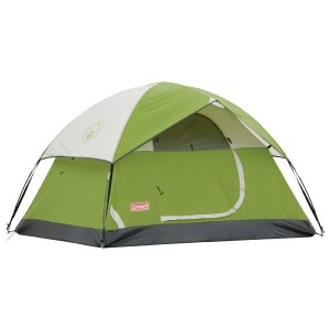sundome two person tent