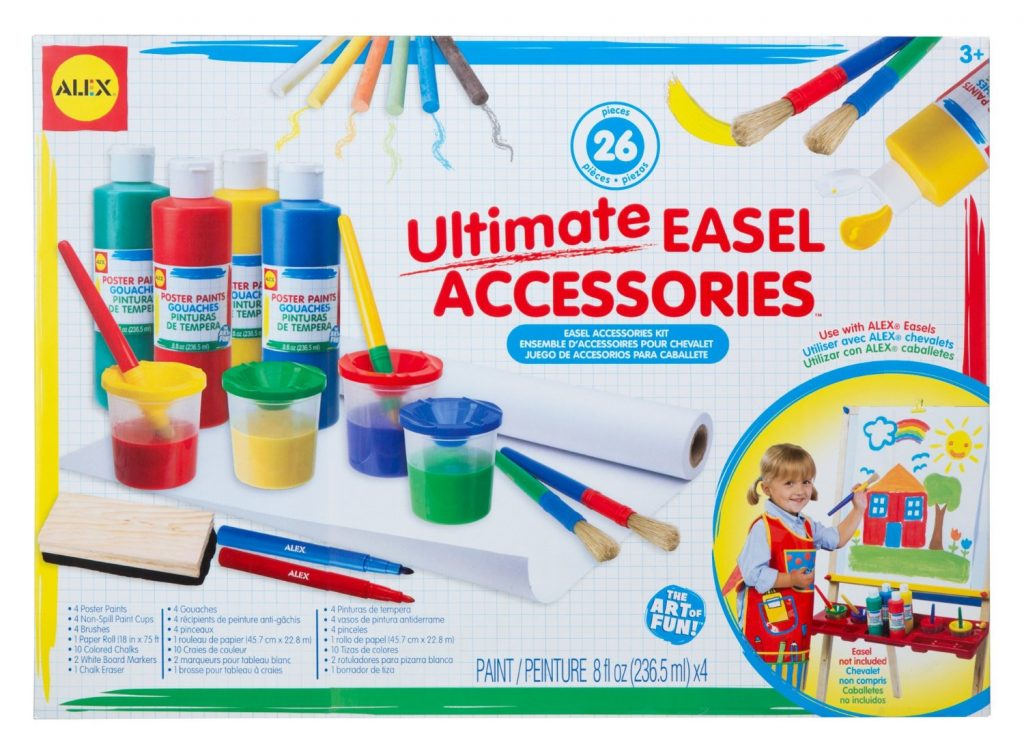 ultimate easel accesories