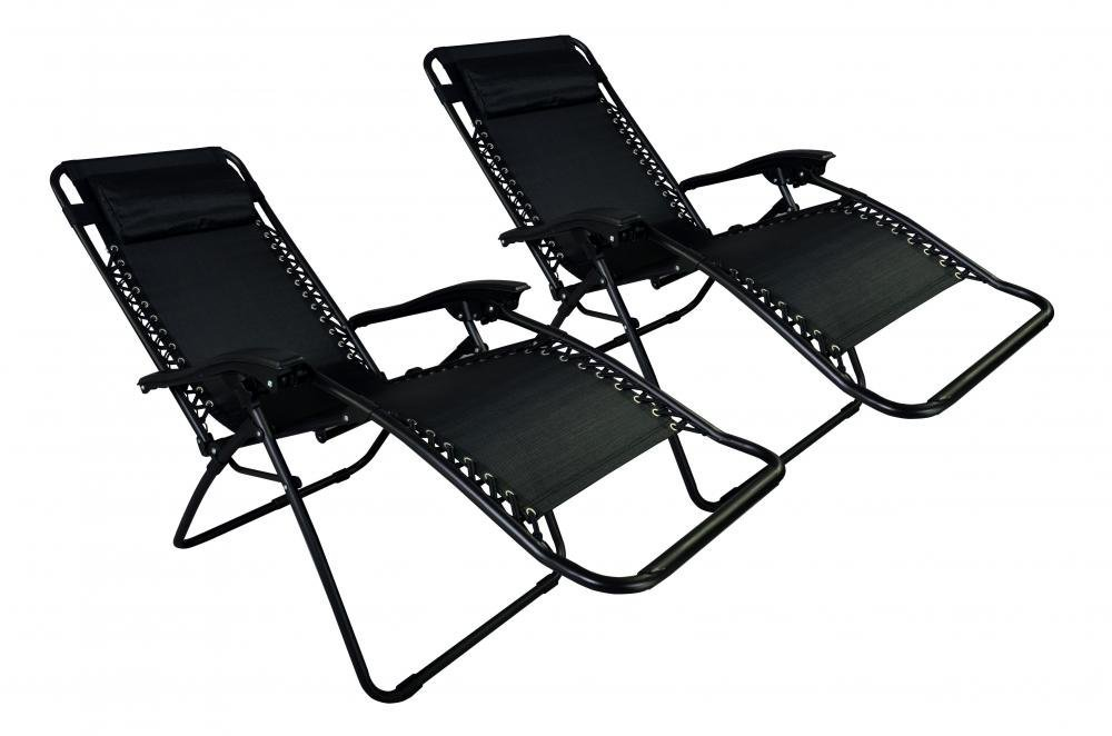 2 Pack Zero Gravity Chairs for $49.99 Shipped