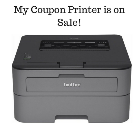 My Coupon Printer is on Sale!