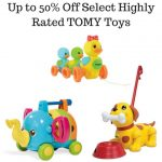 Up to 50% Off Select Highly Rated TOMY Toys