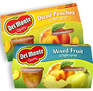 Buy Here Pay Here Orlando >> Food Lion: FREE DelMonte Fruit Cups