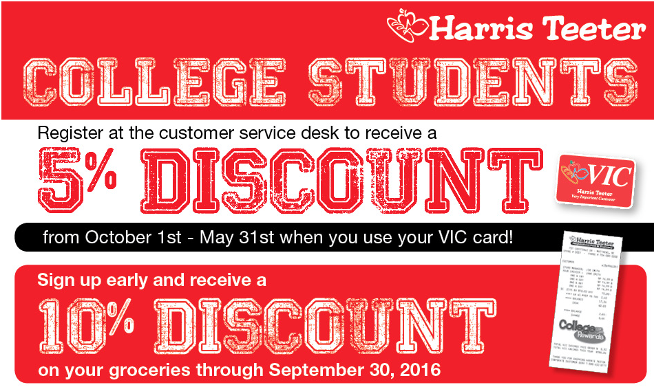 college student discount card Get 15 percent off all roadside assistance through honk roadside services with the student advantage card college student discounts for technology.
