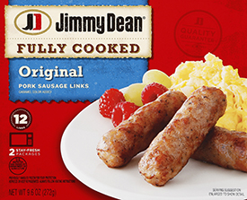 jimmy dean sausage links