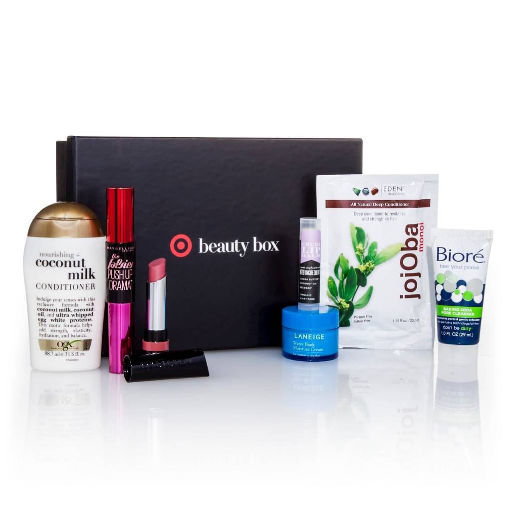 tareget spetmeber beauty box