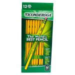 ticonderoga 12 pack