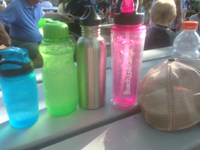 Busch Gardens Water