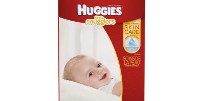 huggies size 1 little snugglers