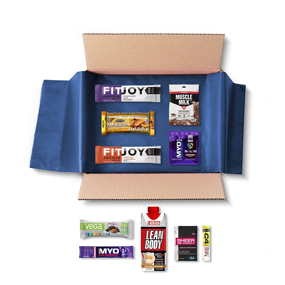 Amazon Prime Members: Mr. Olympia Nutrition Bars Sample Box FREE ...