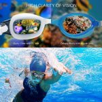 omore swimming goggles
