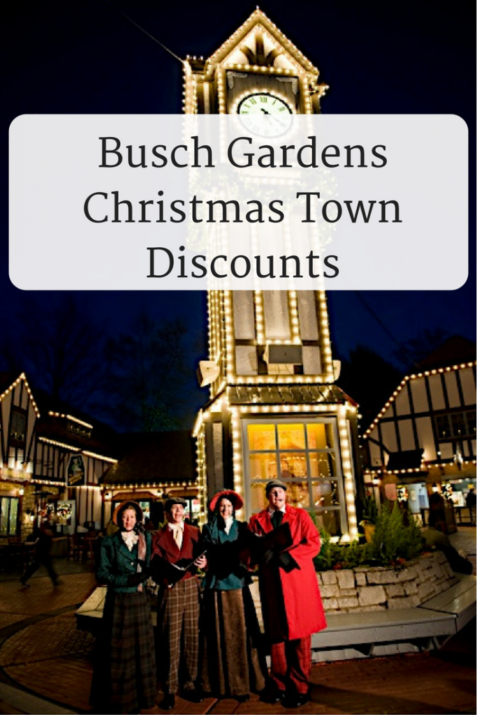 Christmas Town Coupon