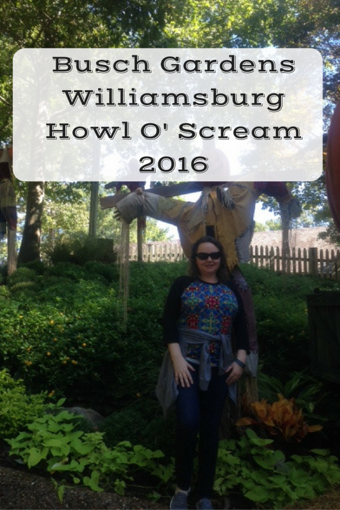 Busch Gardens Williamsburg Howl O 39 Scream 2016 The Night Of The Great Pumpkin Search