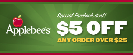 Applebees coupons 2019