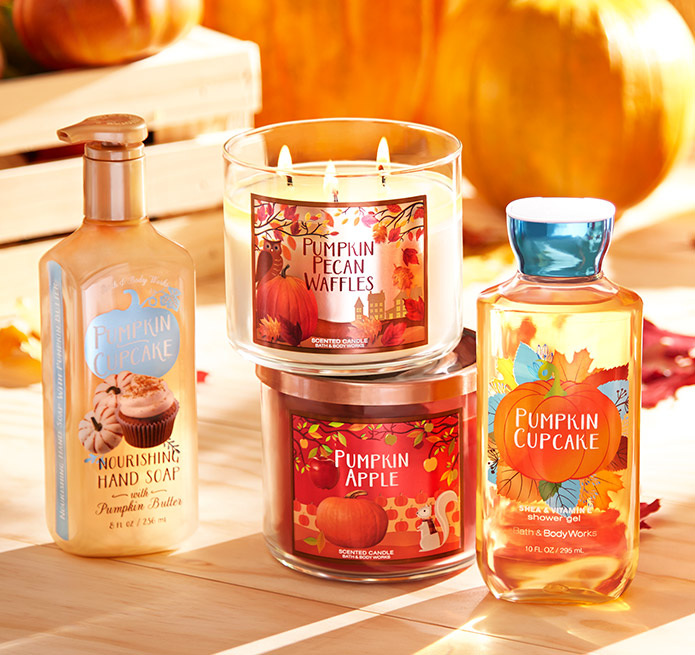 bath-and-body-works-pumpkin-scents