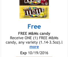 free-m-and-m-kroger