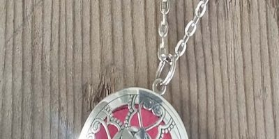Aromatherapy Locket Necklaces (7 Styles) Only $11....