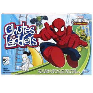 spiderman-chutes-and-ladders