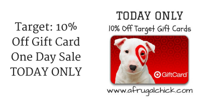 target-10-off-gift-card-one-day-sale-today-only