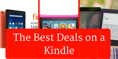 the-best-deals-on-a-kindle