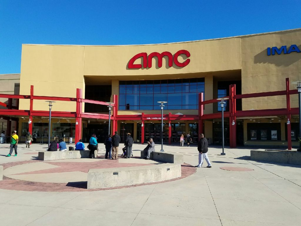 Amc movie theatre in hampton va