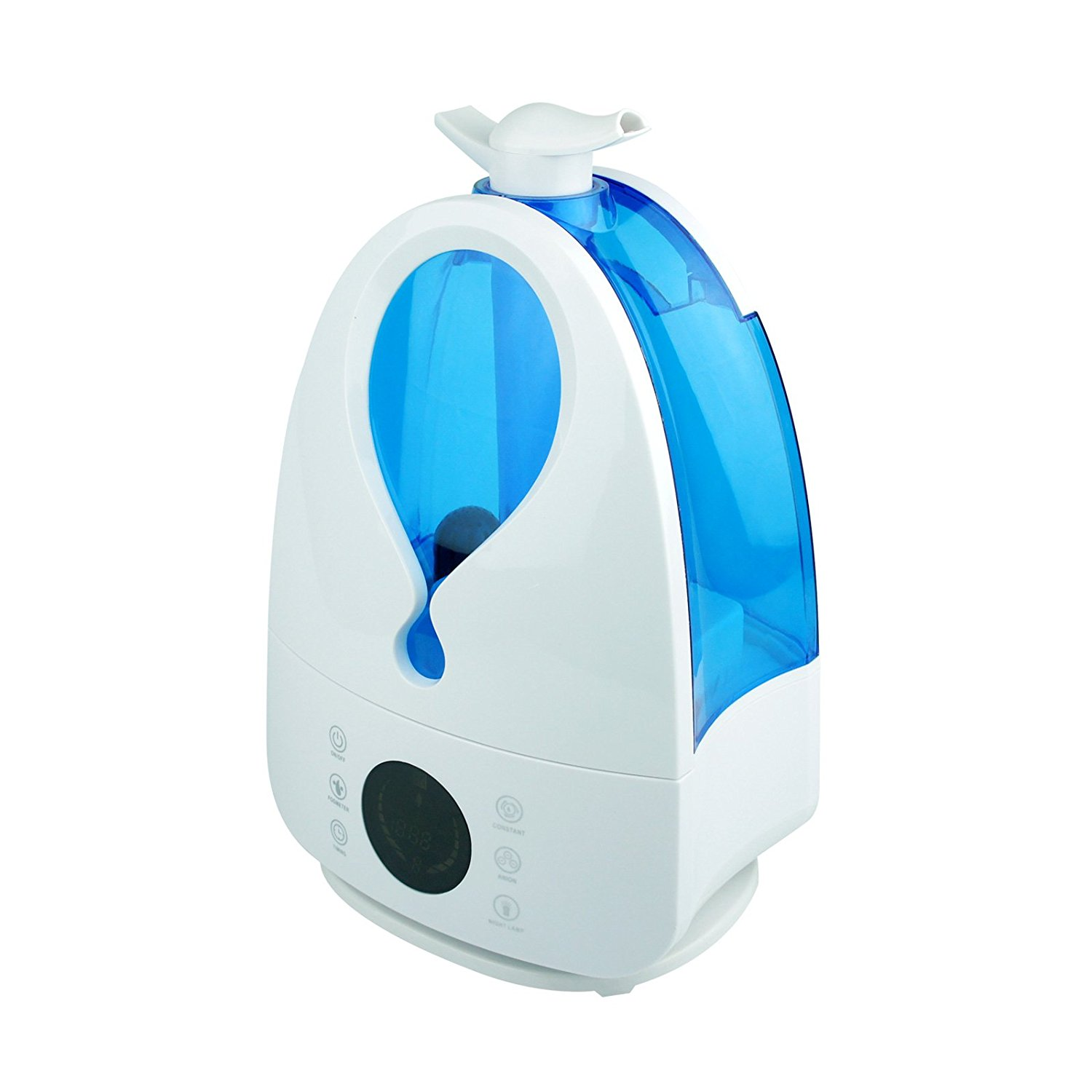 Drop: Apalus Ultrasonic Cool Mist Humidifier $12.99 A Frugal Chick #0541BD