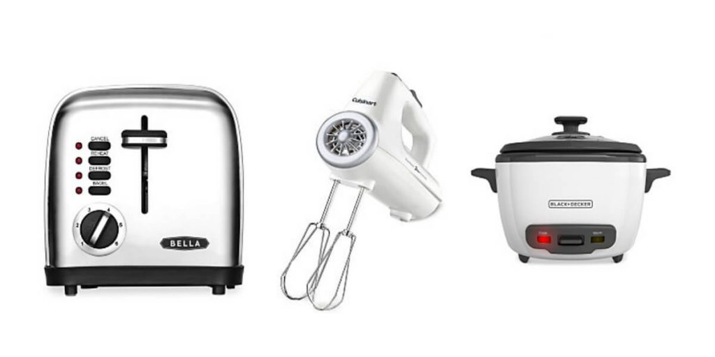 Macy S Small Kitchen Appliances After Rebate Reg