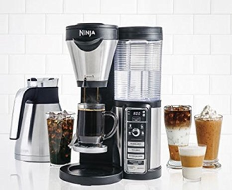 Ninja Coffee Maker Black Friday Deal : Best Ninja Coffee Bar Deals Black Friday 2016