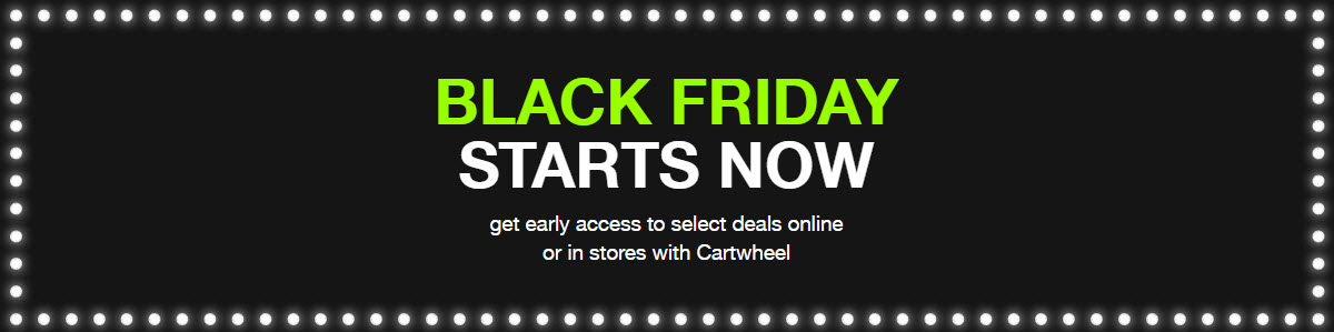 select target black friday deals live now. Black Bedroom Furniture Sets. Home Design Ideas