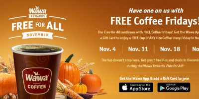 wawa-free-coffee-fridays