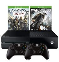 xbox-one-1tb-console-cyber-week-blast-from-the-past-system-bundle
