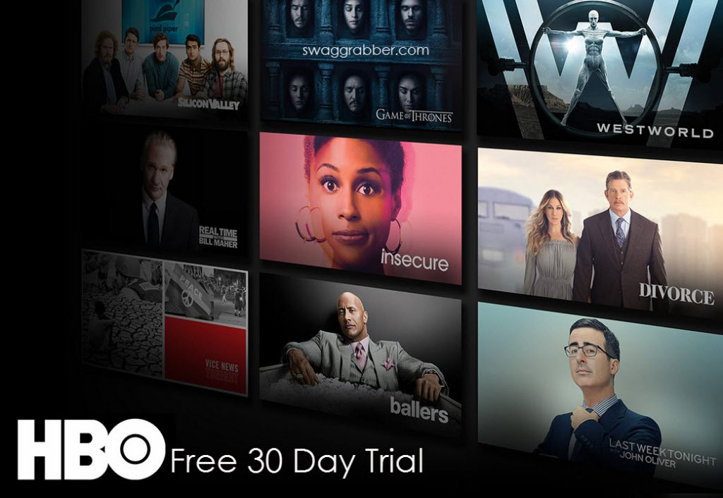 amazon free trial hbo