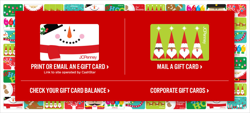 JCPenney: Buy $100 E-Gift Card, Get $25 Off $25 Coupon