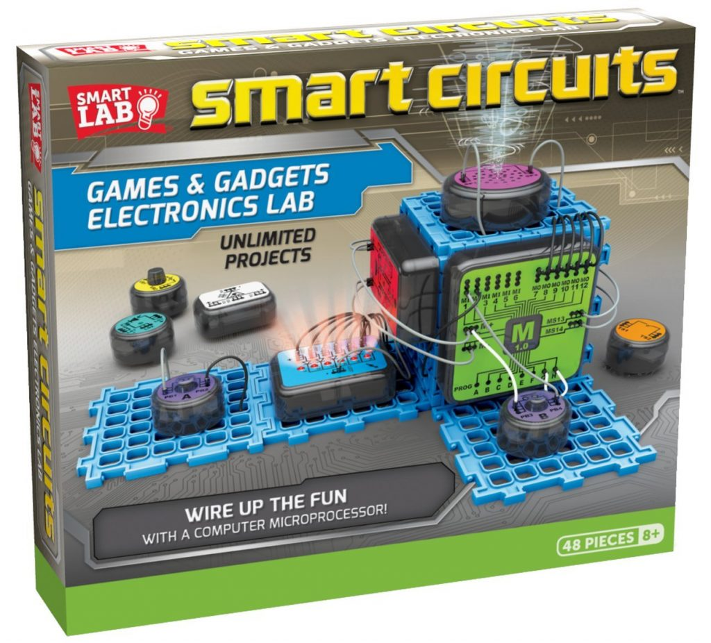 Amazon Smartlab Toys Smart Circuits Games Amp Gadgets