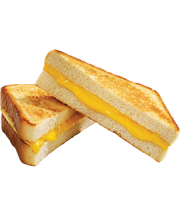 sonic grilled cheese calories
