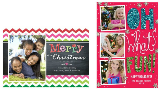 Walgreens: 50% off Photo Cards, Canvas Prints & More
