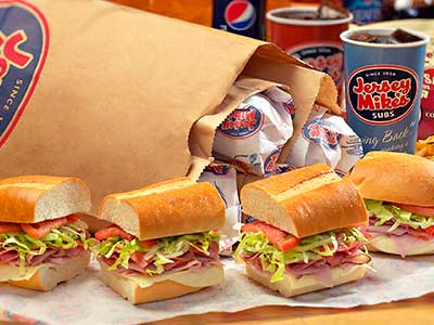 Jersey Mikes Subs Coupon Codes, Promos & Sales. Want the best Jersey Mikes Subs coupon codes and sales as soon as they're released? Then follow this .
